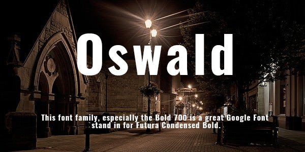 oswaold