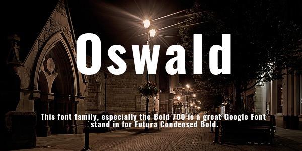 oswaold