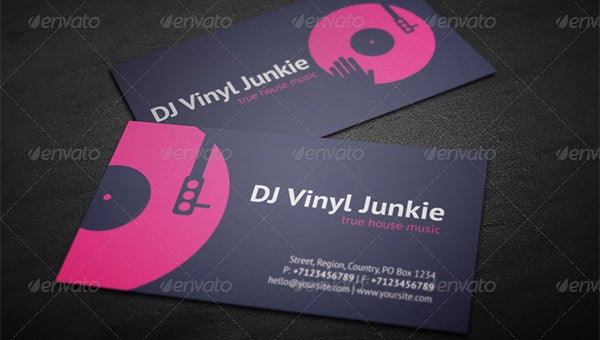 djbusinesscards