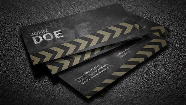 grungebusinesscards
