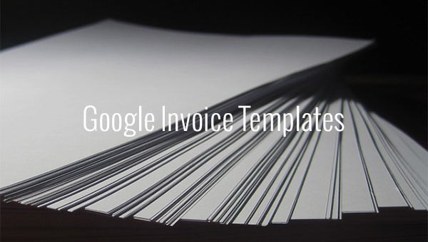 googleinvoicetemplates