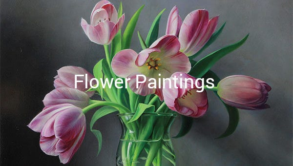 flowerpaintings