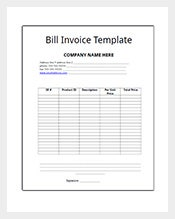 Billing-Invoice-Template-Free