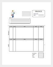 Independent-Contractor-Invoice-Template