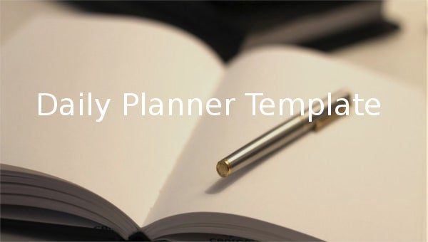 dailyplannertemplate