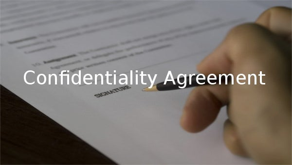 confidentialityagreementtemplates