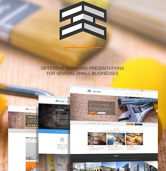 painting company business wordpress theme 48