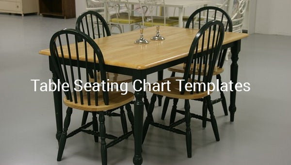 tableseatingcharttemplate