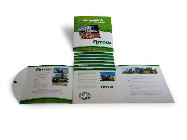 environmental services company brochure