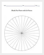 Blank-Pie-Chart-Template-Free-PDF