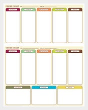 Family-Chore-Chart-for-Weekly-Schedule-Free