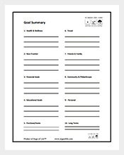 Stage-of-life-Goal-Setting-Chart-Free-PDF