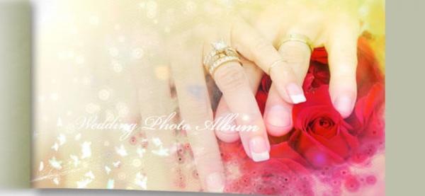 wedding photo album and slideshow ii min