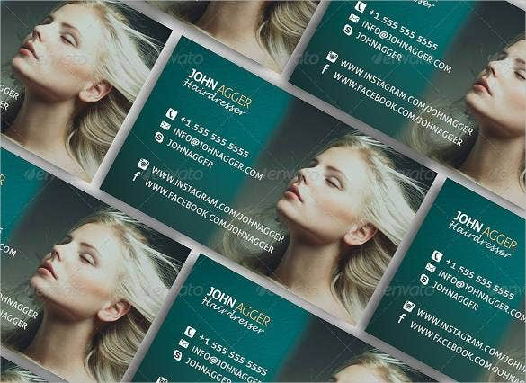 hairdresser-business-card