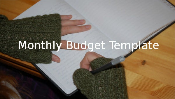 monthlybudgettemplate