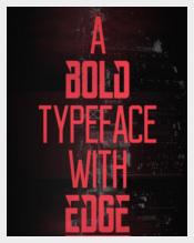 Reckoner Font Style & Typeface