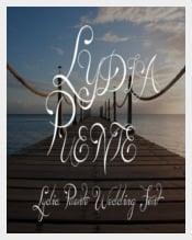 Lydia Puente Wedding Font