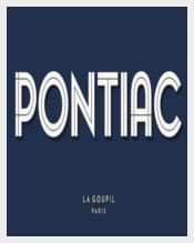 Pontiac Serif Font