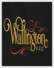 The Wallington Pro Serif Font