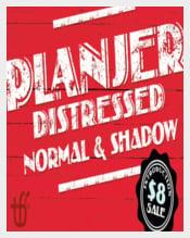 Planjer Distressed