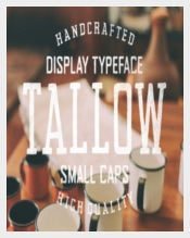 Tallow True Type Font Format Download