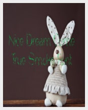 Nice Dream Come True Smoke Font TTF Format