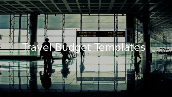 travelbudgettemplate