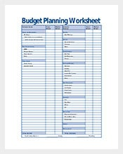 Budget-Planning-Worksheet-Template