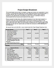 Project-Budget-Breakdown