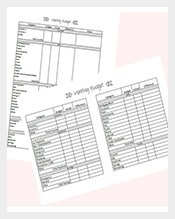 Simple-Personal-Budget-Planner-Template