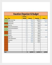 Vacation-Organizer-&-Budget-Planner-Template