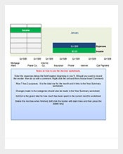 business-income-and-expenditure-budget-template