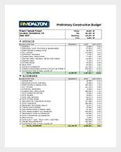 construction-budget-spreadsheet
