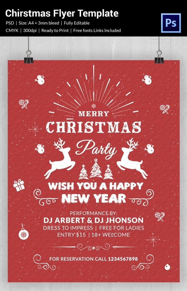 Free Holiday Party Invitation Templates Word futurecliminfo