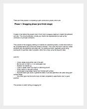 Sample-Project-Snag-List-Template