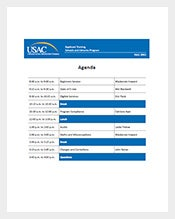 Sample-application-Schools-Libraries-Training-Agenda-Template