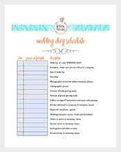 Wedding-Agenda-Example
