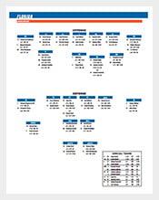 Florida-Football-Depth-Chart-Sample-PDF