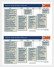 Health-Care-Reform-Timeline-Chart-Sample-PDF