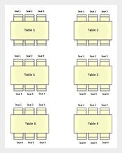 Square-Wedding-Seating-Chart-Sample-Word