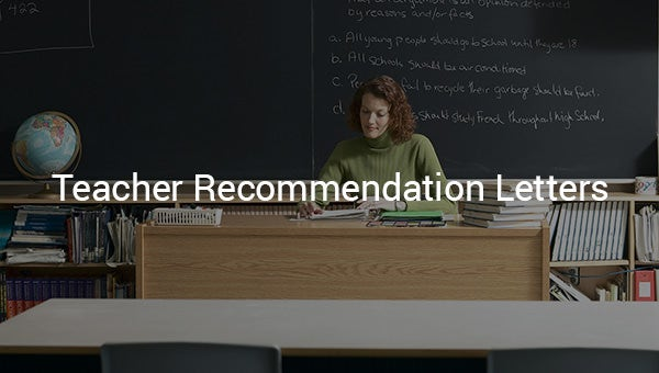 letterofrecommendationforteacher