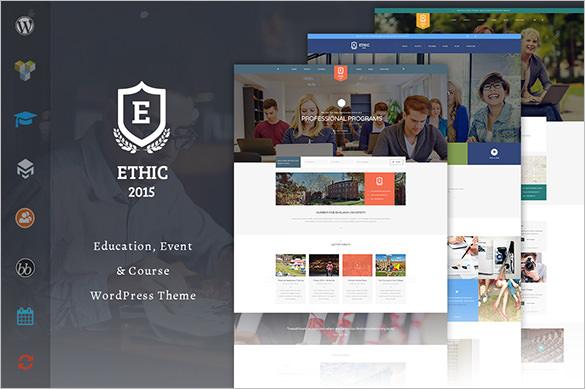 21+ Education WordPress Themes & Templates | Free & Premium Templates