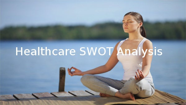 healthcare swot analysis