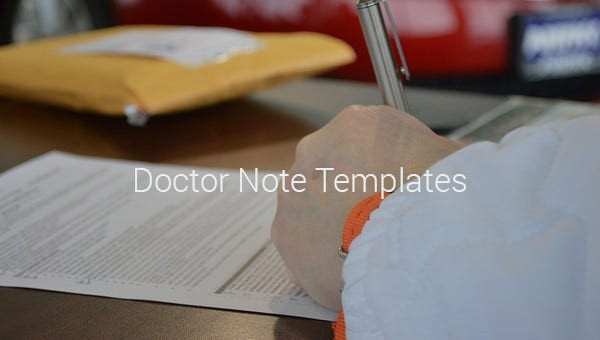 doctornotetemplate