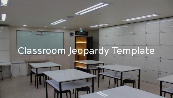 classroomjeopardytemplate