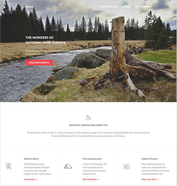 clean creative multi purpose hml5 and css3 website template