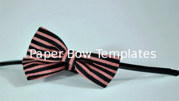 paperbowtemplates
