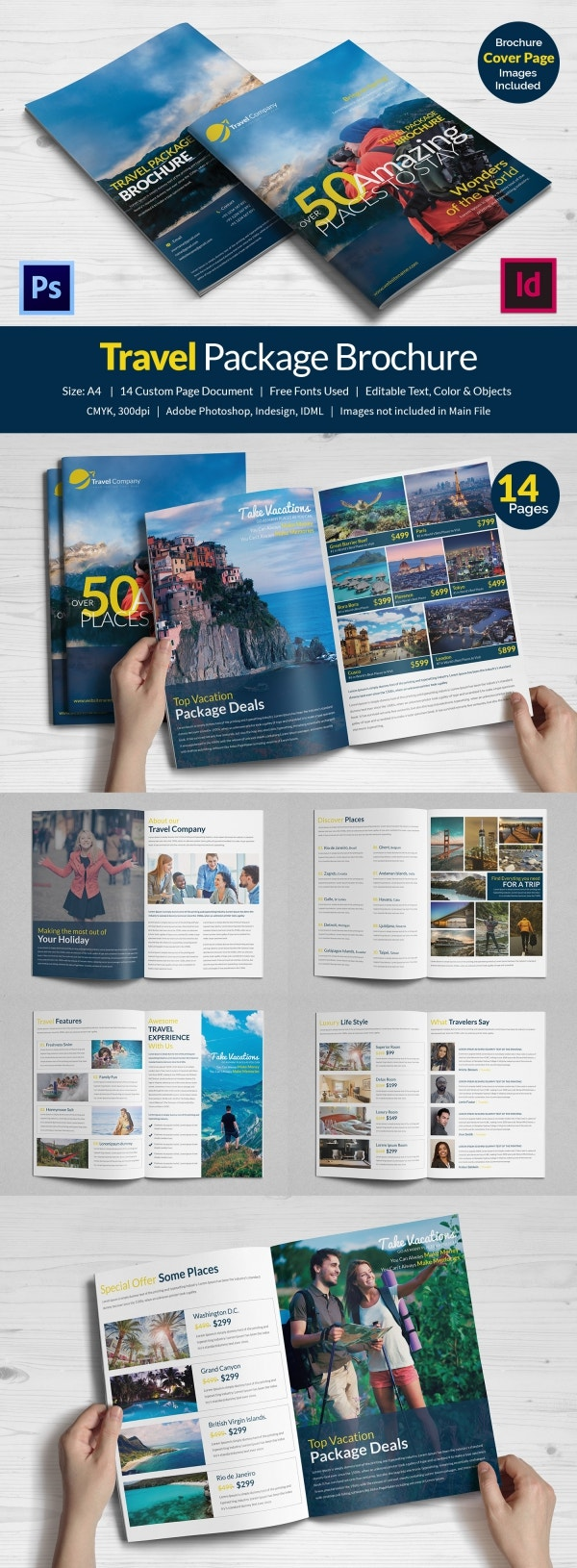 Word Brochure Template Download Zrom