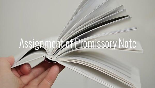 assignmentofpromissorynote1