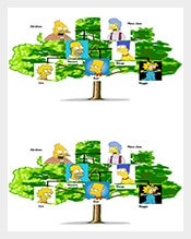 Powerpoint-Family-Tree-Sample-Template-Free